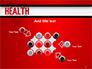 Health Word Cloud slide 10