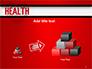 Health Word Cloud slide 13