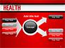 Health Word Cloud slide 15