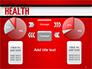 Health Word Cloud slide 16