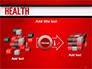 Health Word Cloud slide 17