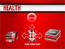 Health Word Cloud slide 19