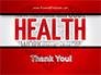 Health Word Cloud slide 20