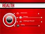 Health Word Cloud slide 3