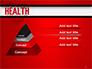 Health Word Cloud slide 4