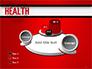 Health Word Cloud slide 6