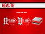 Health Word Cloud slide 9