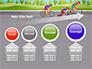 Bicycle Race Illustration slide 13