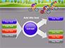 Bicycle Race Illustration slide 14