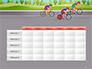 Bicycle Race Illustration slide 15