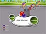 Bicycle Race Illustration slide 16