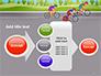 Bicycle Race Illustration slide 17