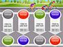 Bicycle Race Illustration slide 18