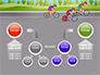 Bicycle Race Illustration slide 19