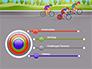 Bicycle Race Illustration slide 3
