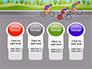 Bicycle Race Illustration slide 5