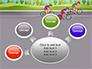 Bicycle Race Illustration slide 7