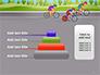 Bicycle Race Illustration slide 8