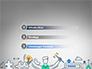 Creative Process Line Design slide 3
