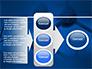 Molecular Lattice In Dark Blue Colors slide 11