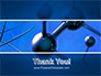 Molecular Lattice In Dark Blue Colors slide 20