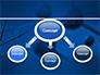 Molecular Lattice In Dark Blue Colors slide 4