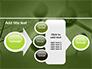 Molecular Lattice In Green Colors slide 17