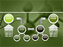 Molecular Lattice In Green Colors slide 19
