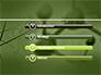 Molecular Lattice In Green Colors slide 3