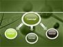 Molecular Lattice In Green Colors slide 4