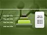 Molecular Lattice In Green Colors slide 8