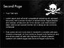 Pirate Flag Black Sails slide 2