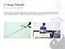 Businessman Drawing on Virtual Screen slide 12