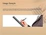 Female Hands Typing on Keyboard slide 10