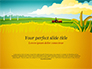 Idyllic Farm Landscape slide 1