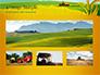 Idyllic Farm Landscape slide 13