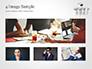 3D Business Team Work slide 13