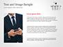 3D Business Team Work slide 15