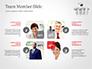 3D Business Team Work slide 20