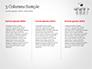3D Business Team Work slide 6