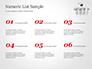 3D Business Team Work slide 8