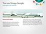 Airplane Travel Concept slide 14