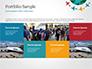 Airplane Travel Concept slide 17