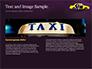World Taxi Service slide 14