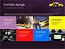 World Taxi Service slide 17