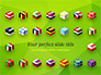European Flags Concept slide 1