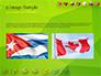 European Flags Concept slide 11