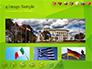 European Flags Concept slide 13