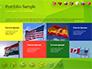 European Flags Concept slide 17