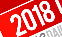 2018 Goals Word Cloud Presentation Template